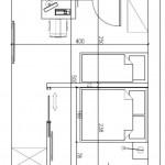 podzielenie pokoju na dwie części