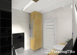 zabudowa meblowa w łazience