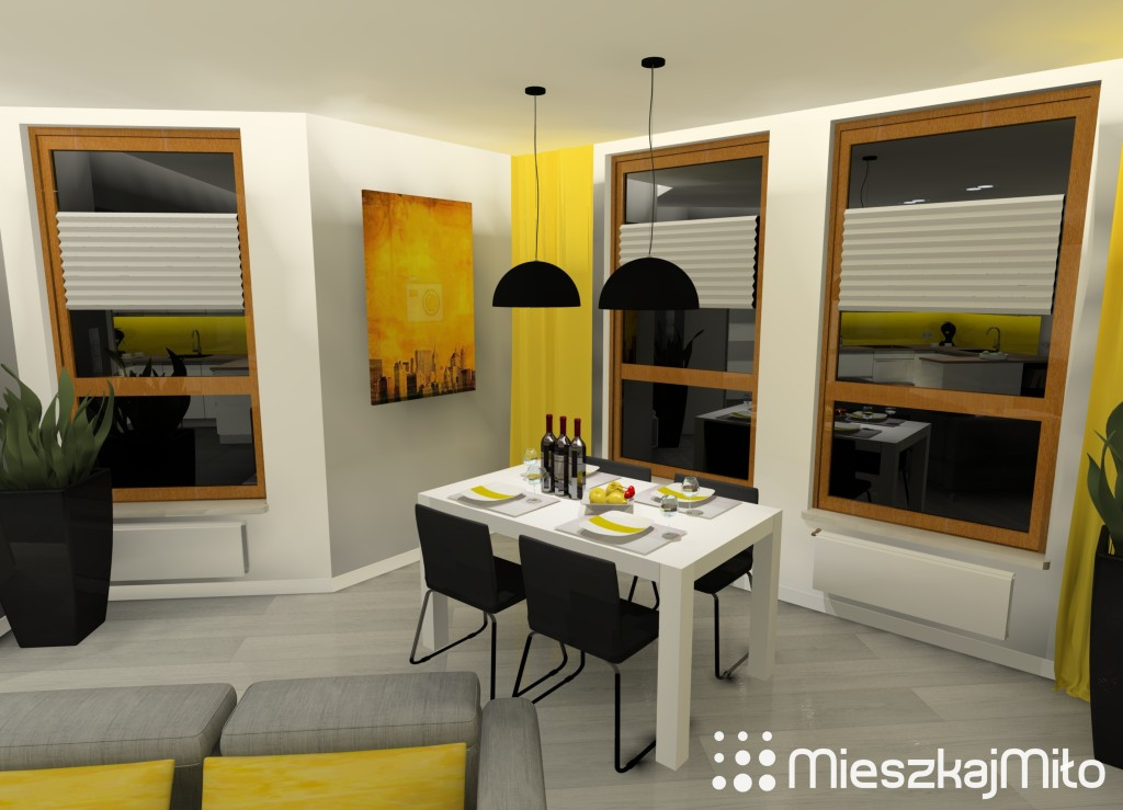2 salon+kuchnia