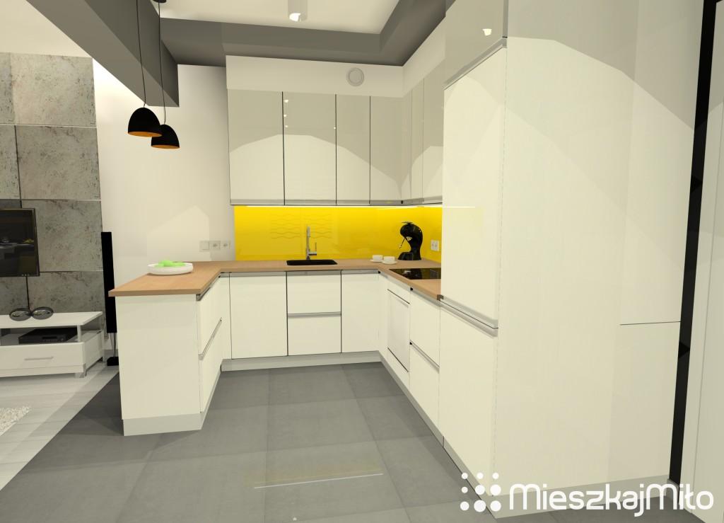 4 salon + kuchnia