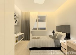 sypialnia dla młodych