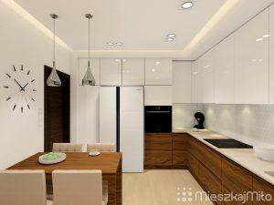 Zabudowa meblowa w kuchni
