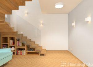 schody w mieszkaniu