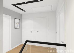 hol na piętrze domu