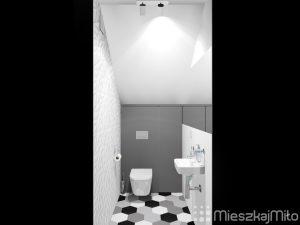 zabudowa stelaża wc