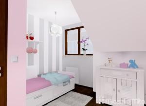 słodki pokój dziecięcy