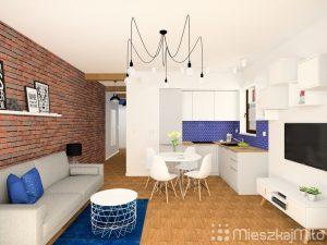 Aranżacja nowego mieszkania